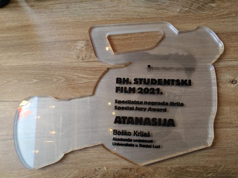 Успјех студената Академије умјетности на Сарајево Филм Фестивалу 2021