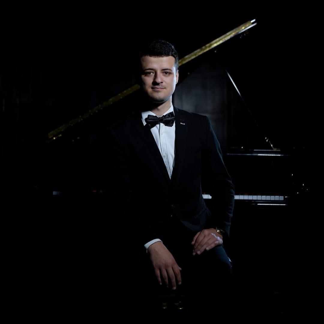 Hajrudin Muhić, student Akademije umjetnosti na Berkliju