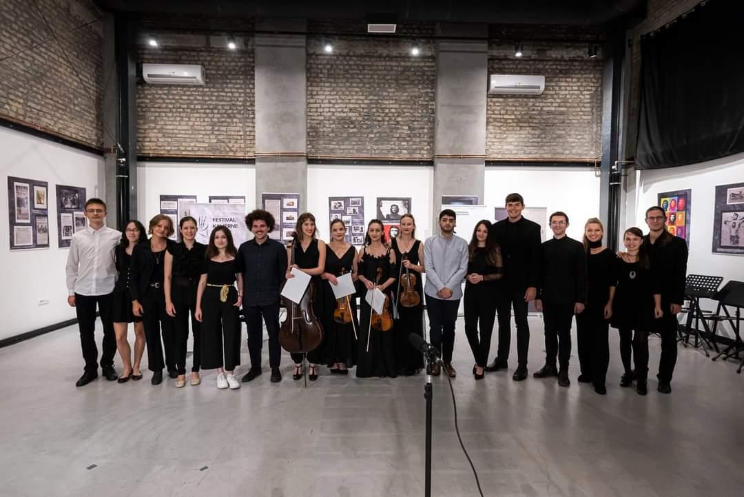 Кoncert mladih talenata u okviru Festivala kamerne muzike u Novom Sadu