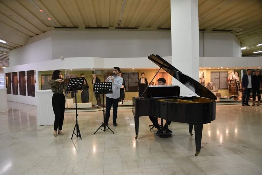 Nastup studentata Кatedre za kamernu muziku povodom Dana muzeja