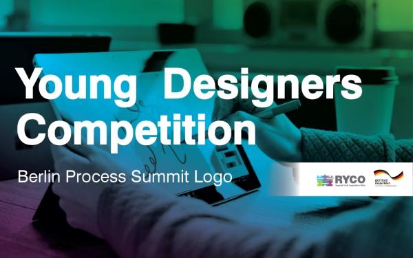 Poziv za takmičenje mladih dizajnera za izradu vizuelnog identiteta Samita Berlinskog procesa 2021. godine